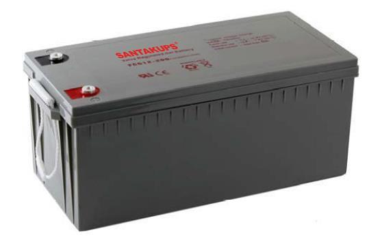 Гелевий акумулятор Santakups FCG 12-200 (GEL)