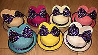 Красивые стильные детские шляпки с ушками