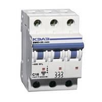 ВМ63 автоматический модульный выключатель