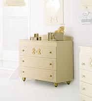 Комплект меблів для дитячої кімнати Baby Expert Cuore di mamma, фото 2