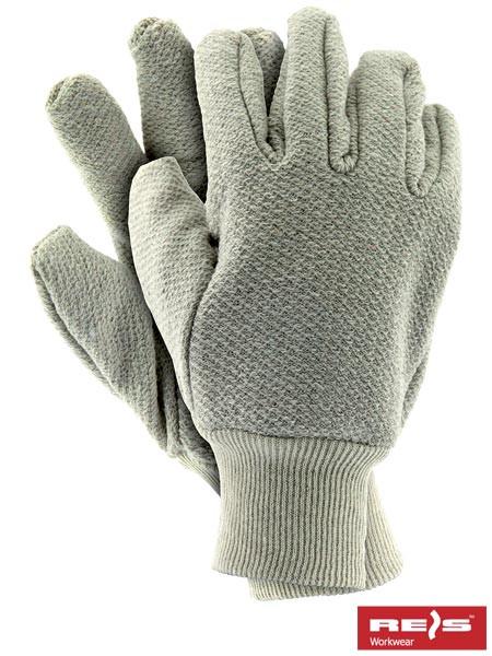 Защитные перчатки махровые с резинкой RFROTS BE