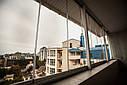 Безрамное остекление балконов и лоджий, фото 2
