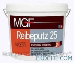 Штукатурка MGF Reibeputz 20 25 кг