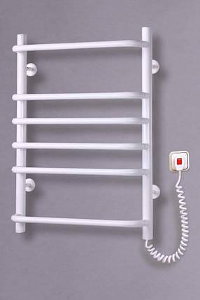 Электрический полотенцесушитель Стандарт 6 белый, фото 2