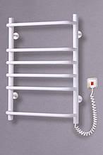 Электрический полотенцесушитель Стандарт 6 белый