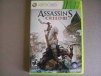 Игра для xbox360 Assassin's Creed 3 регион NTSC
