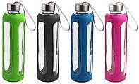 Бутылка для воды Estilo спортивная стекло 560 ml