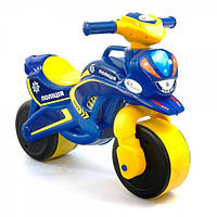 Мотоцикл - каталка Байк Полиция