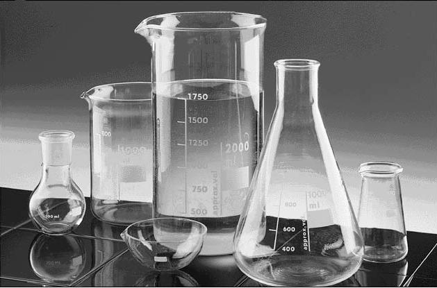 Посуда лабораторная стеклянная общего назначения