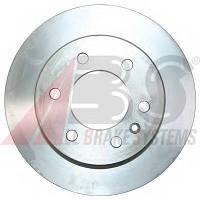 ABS - Тормозной диск задний Mercedes Sprinter (Мерседес Спринтер) 515 Дизель 2006 -  (17732)