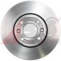 ABS - Тормозной диск передний Nissan Micra (Ниссан Микра)   (17541)