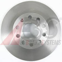 ABS - Тормозной диск задний Seat Altea (Сеат Альтеа) 1.6 Бензин/автогаз (LPG) 2009 -  (17547)