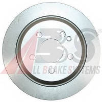 ABS - Тормозной диск задний Mercedes Viano (Мерседес Виано) 3.5 бензин 2007 -  (17621)