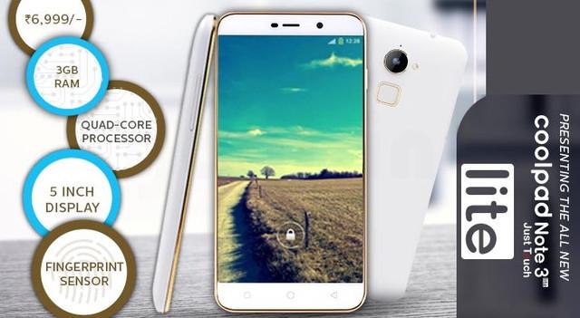У смартфоні Coolpad Note Plus 3 за встановлений Full HD-екран