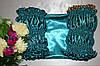 Эконом-обивка наружная на гроб из атласа