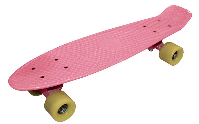 Скейтборд Penny Board ORIGINAL FISH Pastel SK-401-9
