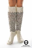Шерстяные носки SS-14, фото 1