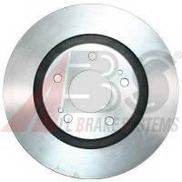 ABS - Тормозной диск передний PEUGEOT 4007 2.0 бензин 2010 -  (17433)