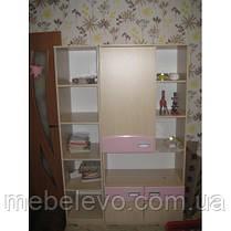 Шкаф Терри книжный 1825х800х425мм Світ Меблів, фото 2