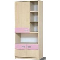 Шкаф Терри книжный 1825х800х425мм    Світ Меблів