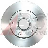 ABS - Тормозной диск задний Opel Vivaro (Опель Виваро) 2.5 Дизель 2003 -  (17330)