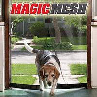 Антимоскитная магнитная шторка «Magic Mesh»