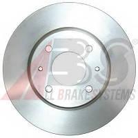ABS - Тормозной диск передний MITSUBISHI GALANT 2.4 бензин 1999 - 2000 (17134)