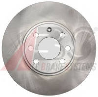 ABS - Тормозной диск передний Opel Combo (Опель Комбо) 1.6 бензин 2001 -  (17148)