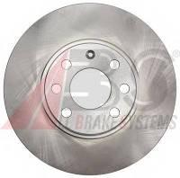 ABS - Тормозной диск передний Opel Combo (Опель Комбо) 1.7 Дизель 2001 -  (17148)