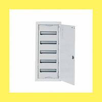 Распределительный навесной металлический шкаф ABB AT51 60M IP43 324х824х140 5 рядов