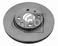 FEBI BILSTEIN - Тормозной диск передний Lancia Musa (Лянча Муса) 1.4 Бензин/автогаз (LPG) 2010 -  (22927)