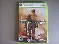 Игра xbox 360 Call of Duty Modern Warfare 2 регион NTSC