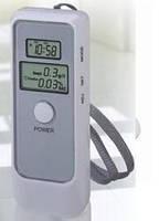 Бытовой Alcotester (алкометр) с LCD часами, фото 1