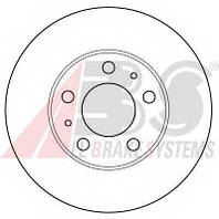 Тормозной диск передний FIAT DUCATO 3.0 Дизель 2011 -  (16291)