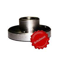 Железный маленький фланец М14 для сухорезов, пил, кругов Ф65 мм., Ф80 мм., Ф105 мм., Ф115 мм., Ф125 мм. по габ