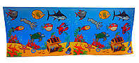 """Развивающий детский коврик """"Океан"""" 1360х500х8мм"""