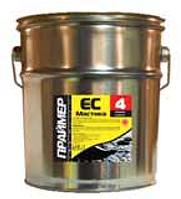 Мастика битумно-клеющая ЕС-4 10кг
