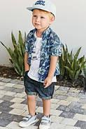 Яркие новые одежки на лето для мальчишек и девченок