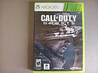 Игра xbox 360 Call of Duty GHOSTS регион NTSC