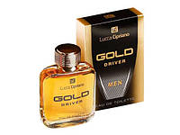 Туалетная вода  Lucca Cipriano Gold Driver men 100ml