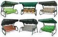 Как выбрать садовые качели?