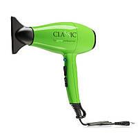 Фен для волос GaMa Classic зелёный