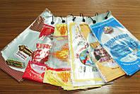 Пакет для хлебобулочных изделий из полипропилена
