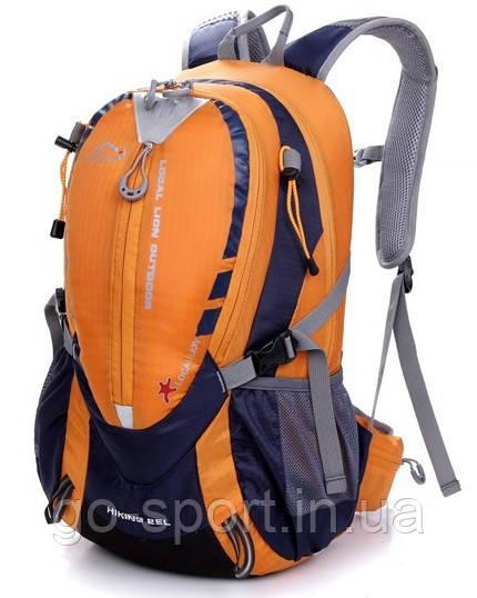 Велосипедный рюкзак Niking оранжевый