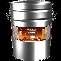 Эмаль алкидная для пола ПФ-266 DekАrt (красно-коричневая) 25 кг
