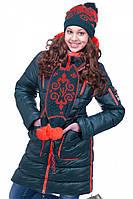 Зимняя детская куртка на девочку Мика Nui Very ( Нуи вери)