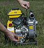 Мотопомпа Sadko WP-40 (12 м³/час)