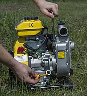 Мотопомпа Sadko WP-40 (12 м³/час), фото 1