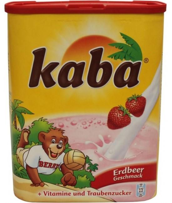 Детский витаминный напиток Kaba клубника - Интернет-магазин coffeebar24 в Львове