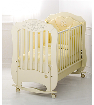 Кроватка Baby Expert LETTINO DIAMANTE, фото 2